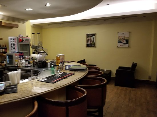 The Office: Bar