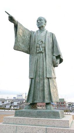 Statue of Kajuro Tanada