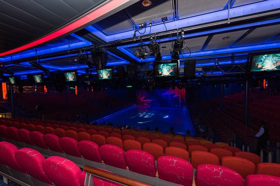 Ice Show on Oasis of the Seas