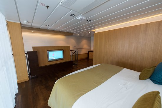 The Sky Loft Suite with Balcony on Oasis of the Seas