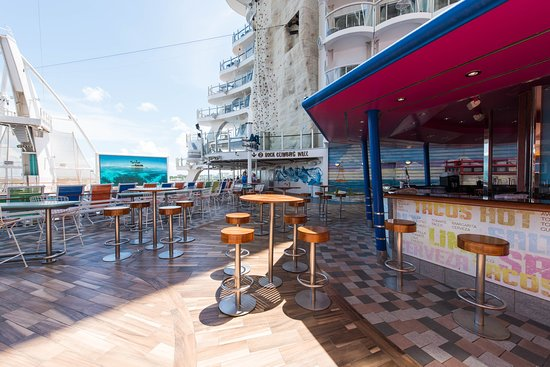 Sabor Tequila Bar on Oasis of the Seas