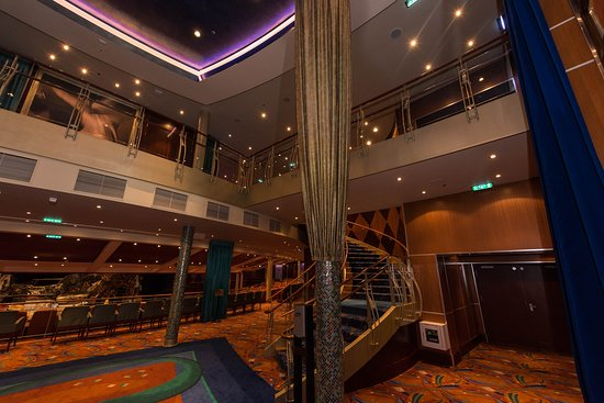 Oasis of the Seas: Opal Theater on Oasis of the Seas