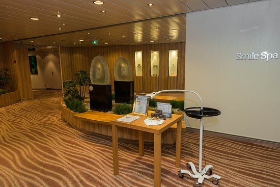 Vitality Spa on Oasis of the Seas