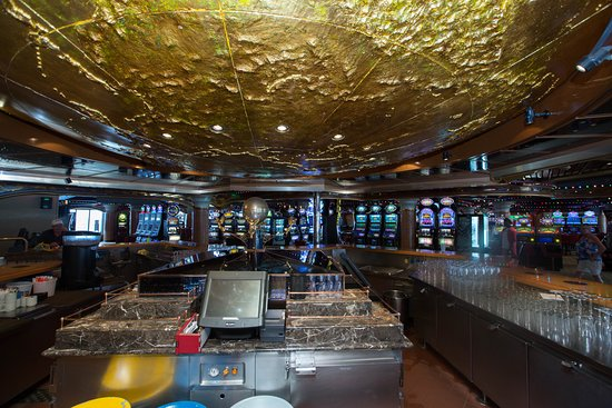 World's Way Bar on Carnival Triumph