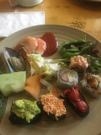 shinju japanese buffet davie 3305 s university dr restaurant rh tripadvisor com