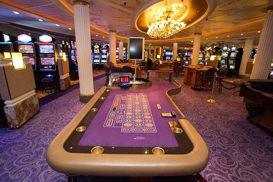 Casino on Celebrity Solstice