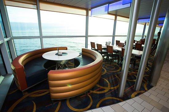 Oceanview Cafe on Celebrity Solstice