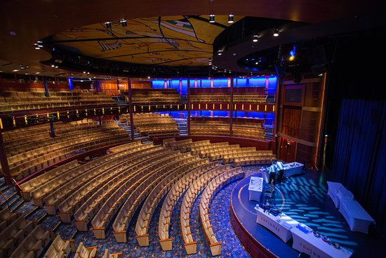 Theater on Celebrity Solstice