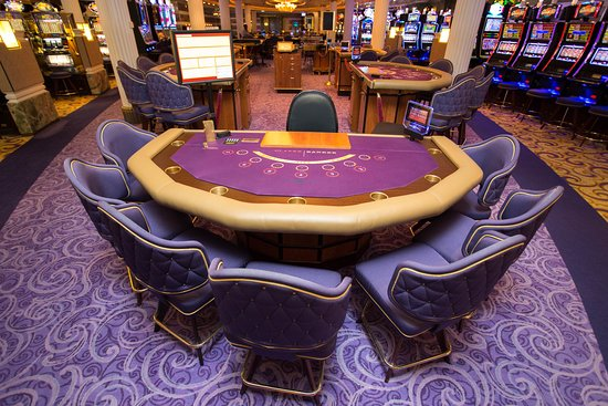 Casino on Celebrity Solstice