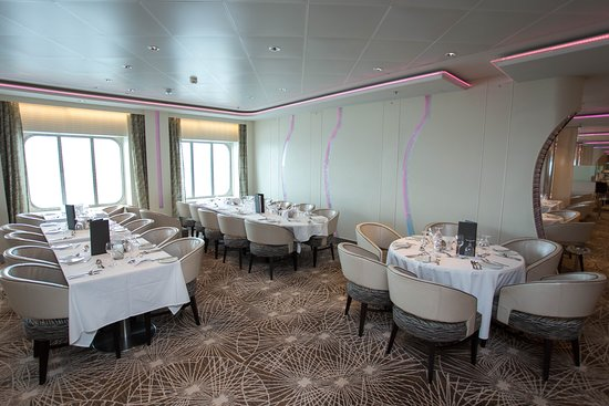 Celebrity Solstice: Grand Epernay Dining Room
