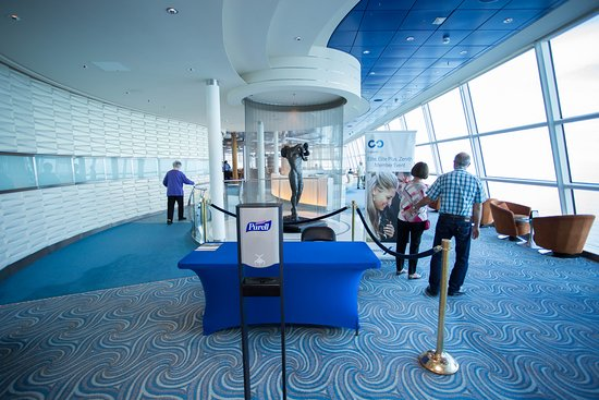 Sky Observation Lounge on Celebrity Solstice