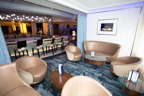 Martini Bar on Celebrity Solstice
