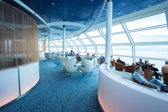 Sky Observation Lounge on Celebrity Solstice