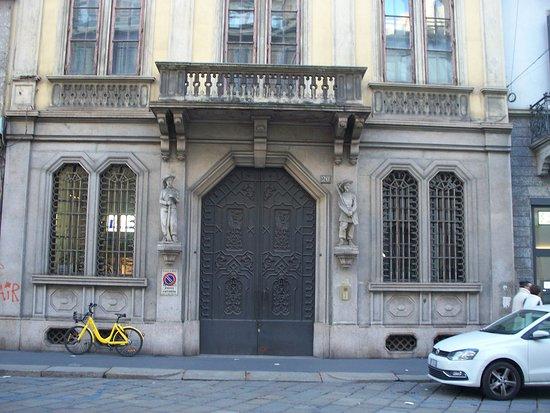 Casa dei Bersaglieri