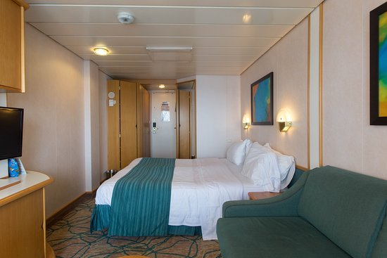 The Large Oceanview cabin on Enchantment of the Seas
