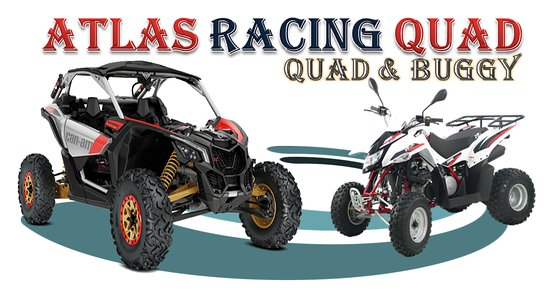 Atlas Rasing Quad