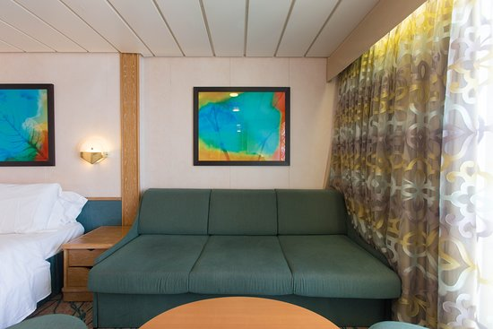 The Junior Suite on Enchantment of the Seas