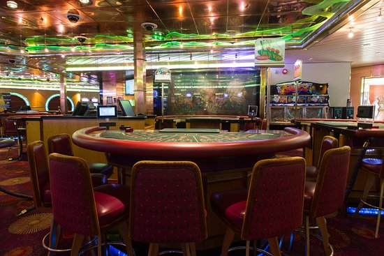 Casino Royale on Enchantment of the Seas