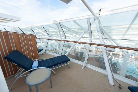 The Suite Sun Deck on Allure of the Seas
