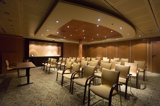 Conference Center on Allure of the Seas