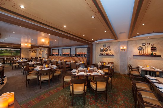 Giovanni's Table on Allure of the Seas