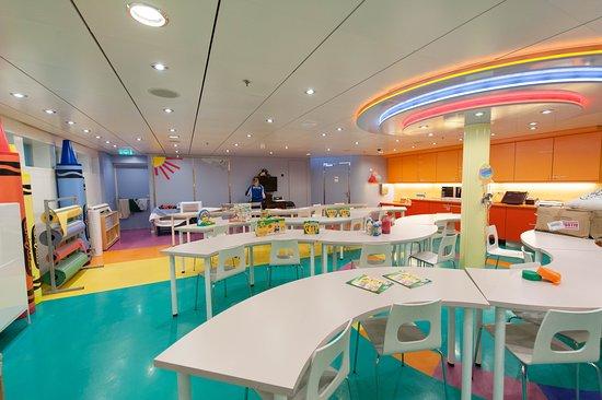 Allure of the Seas: Imagination Studio on Allure of the Seas