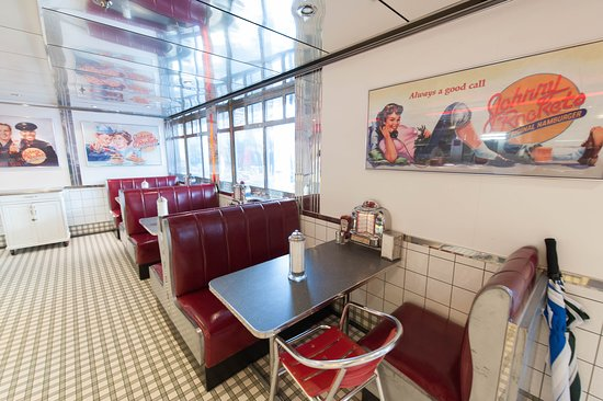 Johnny Rockets on Allure of the Seas