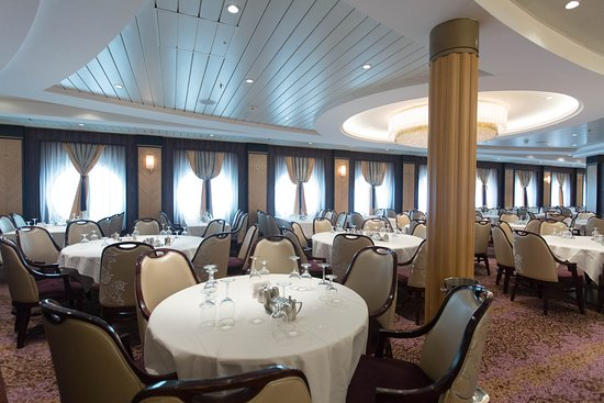 The Grande Restaurant on Allure of the Seas