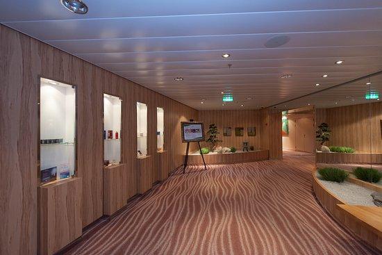 Vitality at Sea Spa on Allure of the Seas