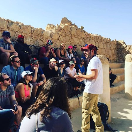 Elli Shashua- Your Guide to Israel