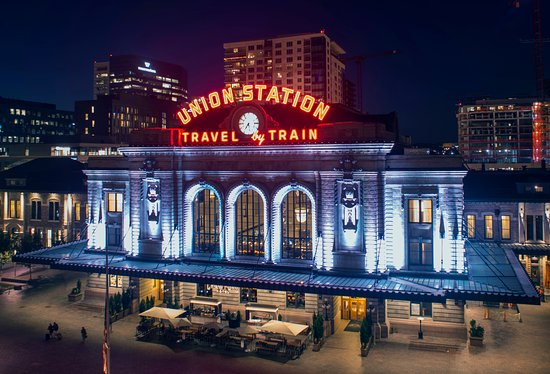‪Denver Union Station‬