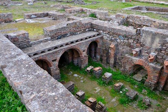 Ruinas Romanas de Pisoes