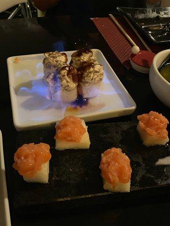 Tadashii Japanese Restaurant: Sensacional
