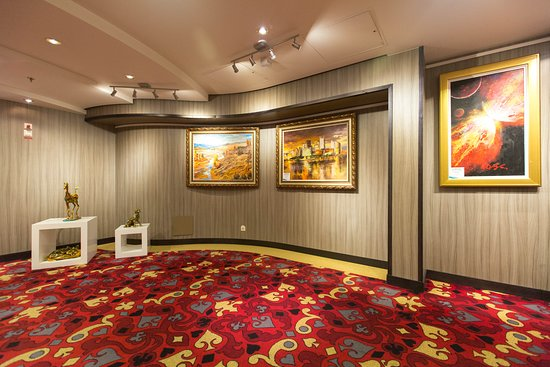 Art Gallery on Allure of the Seas