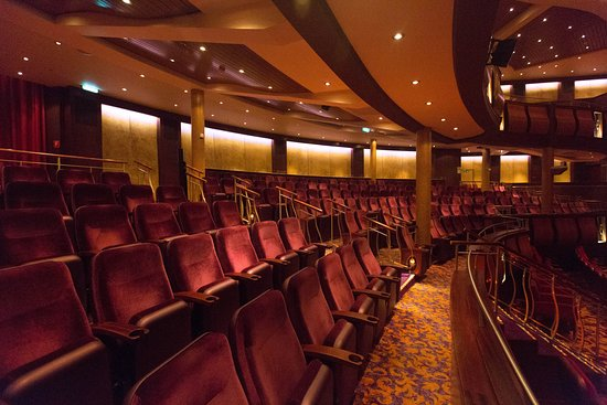 Amber Theater on Allure of the Seas