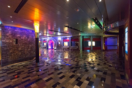 Hall of Odds on Allure of the Seas
