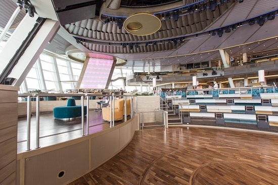 Two70 on Anthem of the Seas