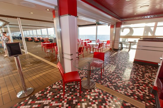 Johnny Rockets on Anthem of the Seas