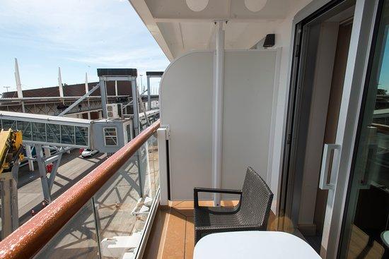 The Deluxe Veranda Cabin on Viking Sky