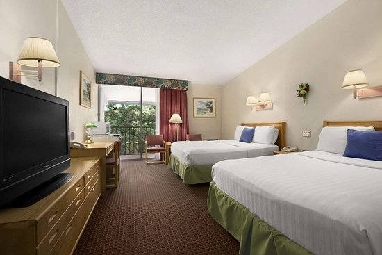 Ramada by Wyndham Grand Junction: Standard Double Bed Room