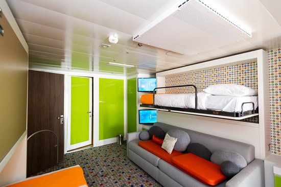 The Ultimate Family Suite on Symphony of the Seas