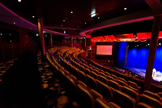 Royal Theater on Symphony of the Seas