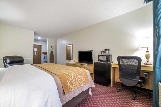 Worland, WY: Guest room with added amenities