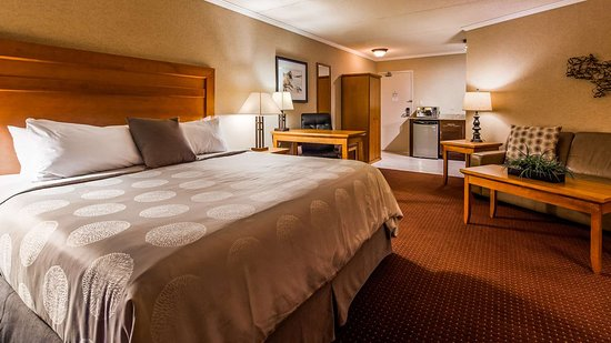 Best Western Plus Nor'Wester Hotel & Conference Centre : Guest Room
