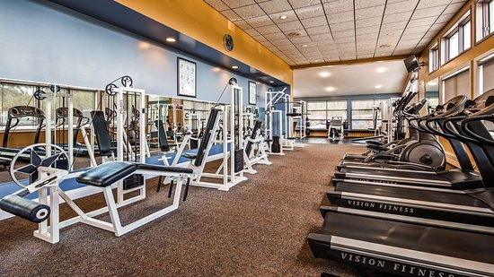 Best Western Plus Nor'Wester Hotel & Conference Centre : Fitness Centre