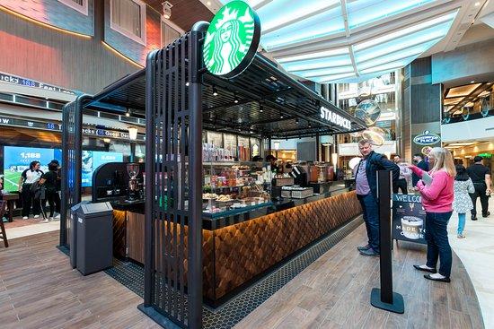 Starbucks on Symphony of the Seas