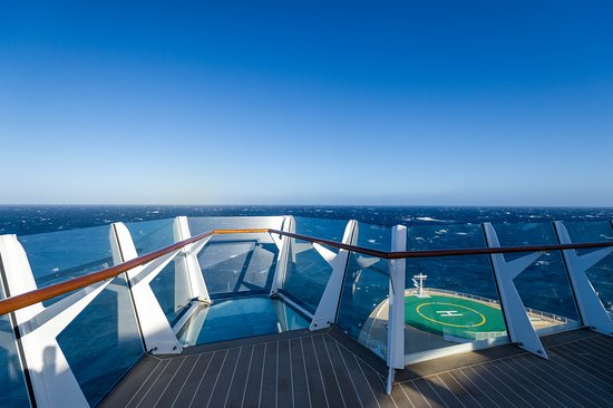 King of the World on Symphony of the Seas
