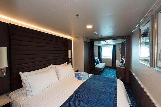 The Family Ocean-View Cabin on Norwegian Bliss