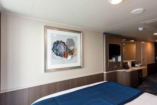 The Mini-Suite on Norwegian Bliss