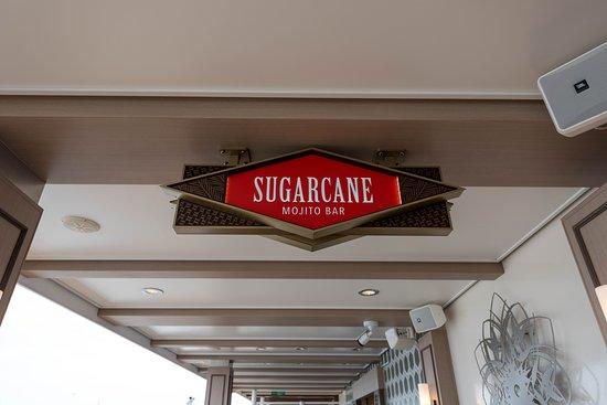Sugarcane Mojito Bar on Norwegian Bliss